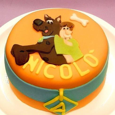 torta-personalizzata-scooby-doo