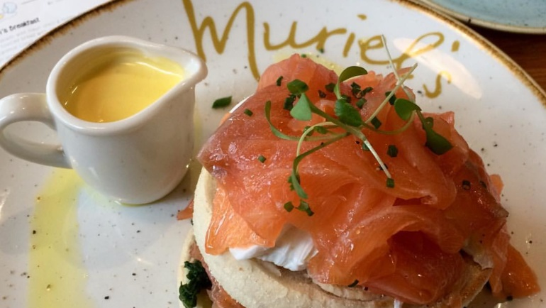 Egg Royal, da Muriel's a Londra per un brunch molto british
