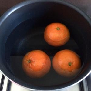 Torta alle clementine