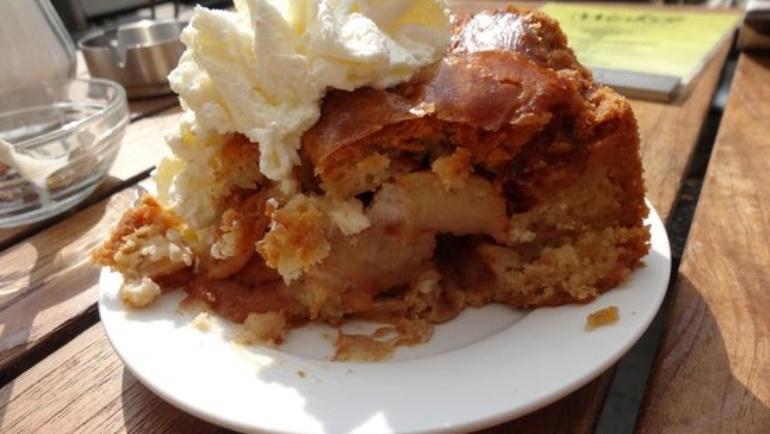 Amsterdam e l'Apple Pie, la torta di mele come una volta
