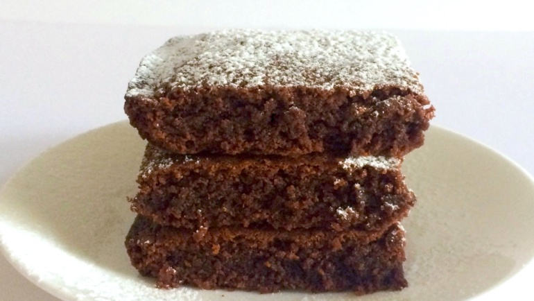 Nutella Brownies: 3 ingredienti per un dolce super buono!