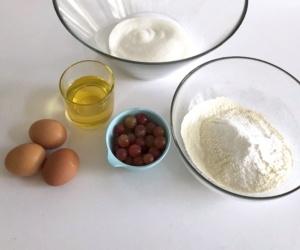 plumcake_uvafragola_ingredienti