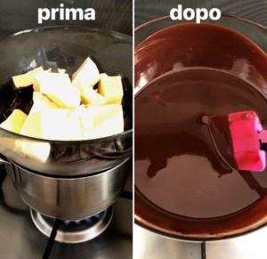 fondente_cioccolato_senza_farina_bagnomaria