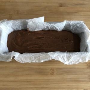 plumcake_cioccolato_yogurt_greco_senza_burro_stampo