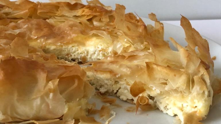 Tyropita a modo mio: la torta al formaggio Greca dal sapore unico!