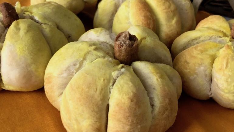 (Italiano) Zucchette di pane: un'idea bella e veramente tanto buona!