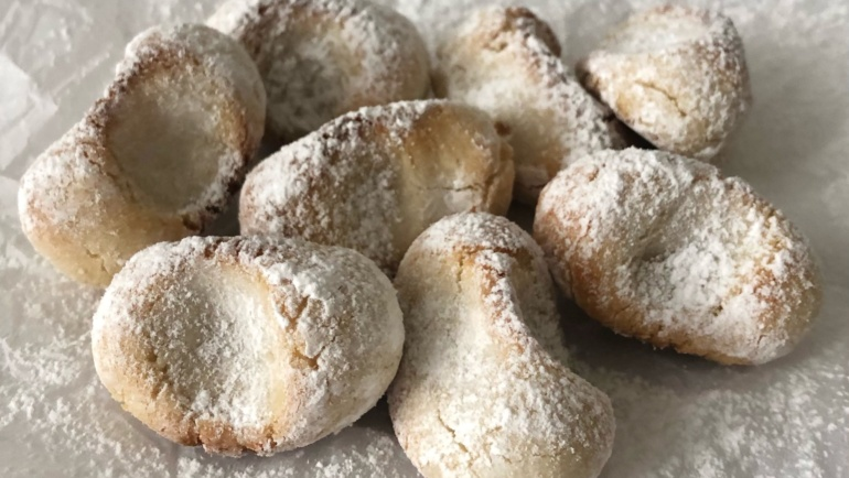 (Italiano) Pizzicotti al limone a modo mio: senza glutine, uova, latticini ed eccezionali!